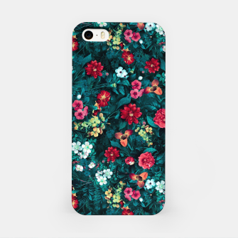 The Midnight Garden II iPhone Case Bild der Miniatur