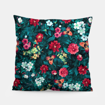 Thumbnail image of The Midnight Garden II Pillow, Live Heroes