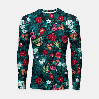 The Midnight Garden II Longsleeve rashguard  thumbnail image