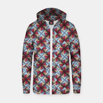 Thumbnail image of Ready Fall Cotton zip up hoodie, Live Heroes