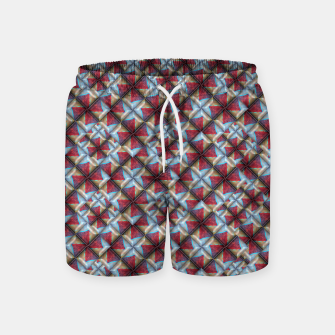 Thumbnail image of Ready Fall Swim Shorts, Live Heroes