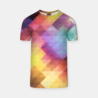 Thumbnail image of Pattern 8 T-shirt, Live Heroes