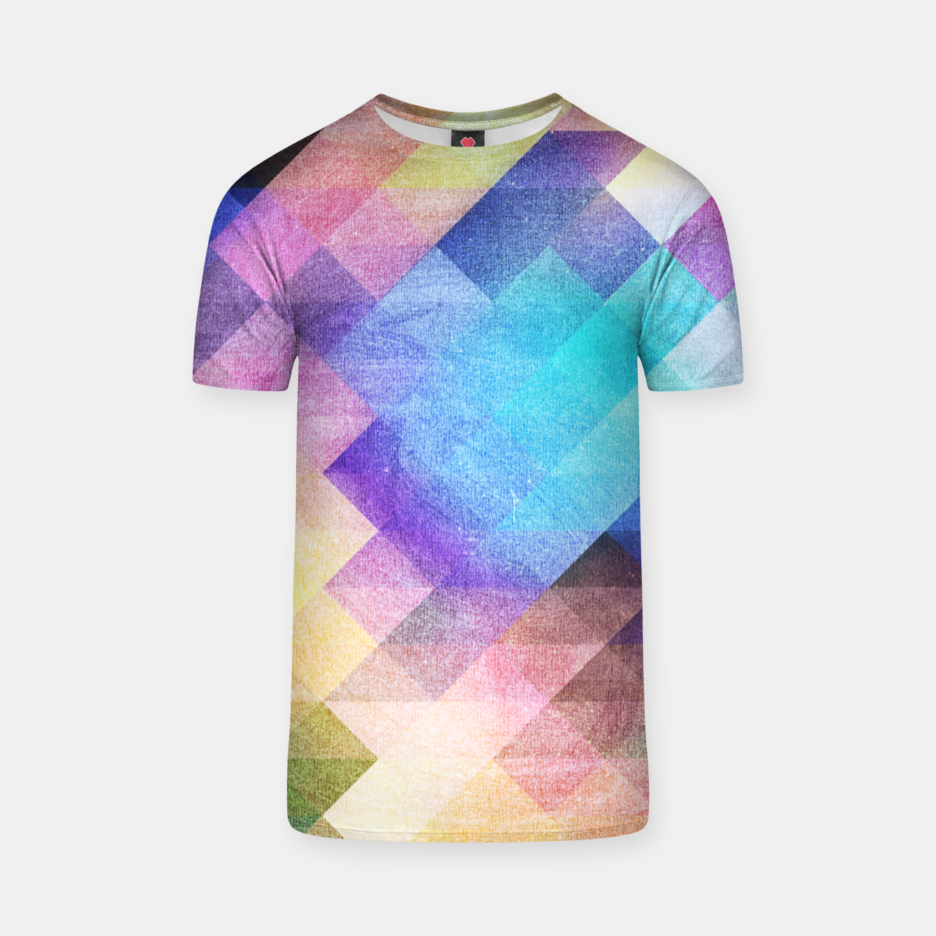 Image of Pattern 10 T-shirt - Live Heroes