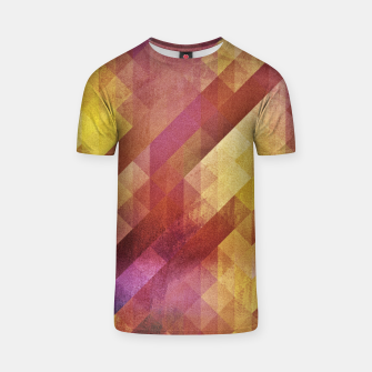 Thumbnail image of Fall pattern 2  T-shirt, Live Heroes