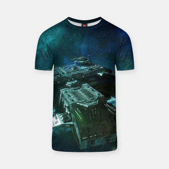 Thumbnail image of Journey home T-shirt, Live Heroes