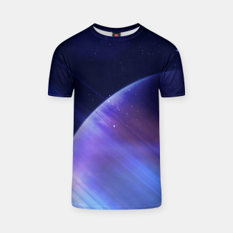 Thumbnail image of Secrets of the galaxy T-shirt, Live Heroes