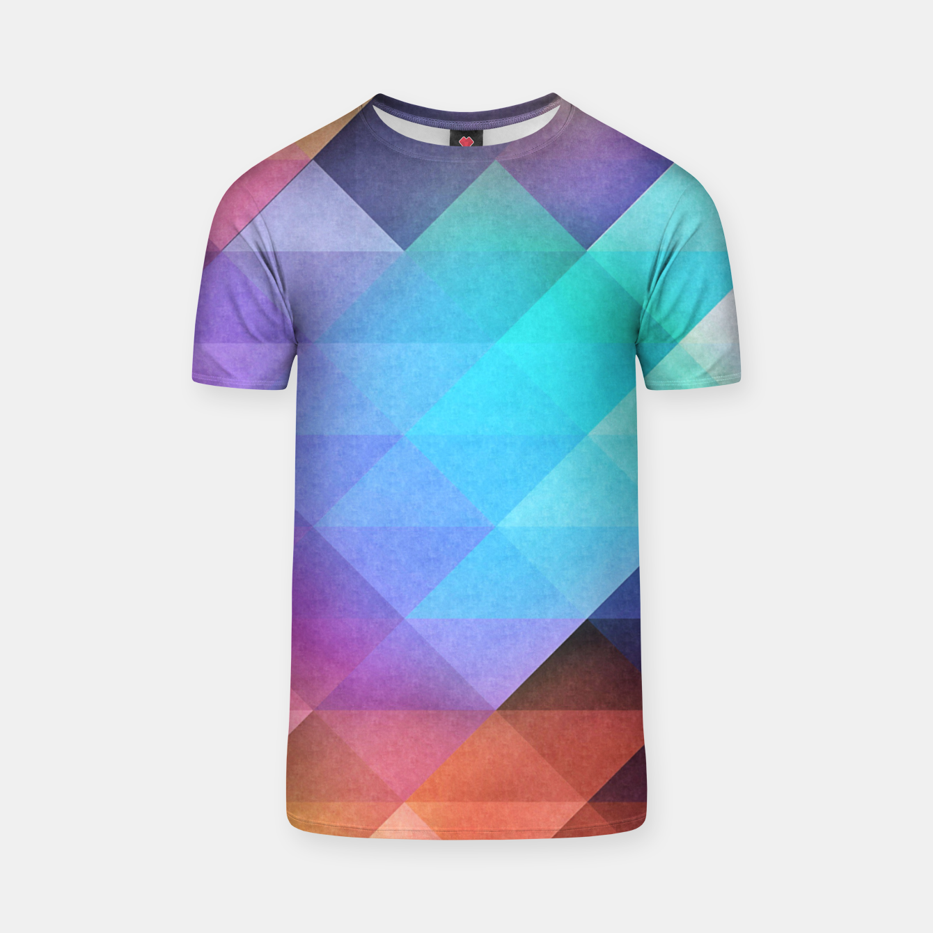 Image of Pattern 12 T-shirt - Live Heroes