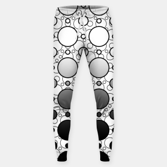 Thumbnail image of Circle Doodles Cotton sweatpants, Live Heroes