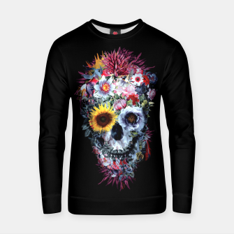 Thumbnail image of SKULL VOODOO DARK Cotton sweater, Live Heroes