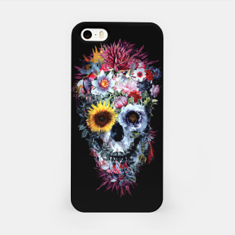 SKULL VOODOO DARK iPhone Case Bild der Miniatur
