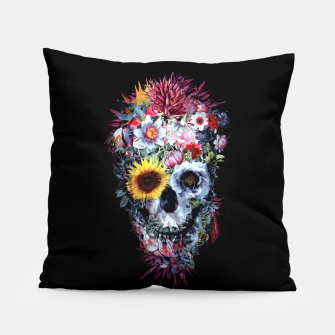 Thumbnail image of SKULL VOODOO DARK Pillow, Live Heroes