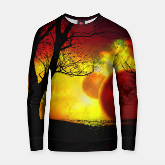 Thumbnail image of Design Cotton sweater, Live Heroes
