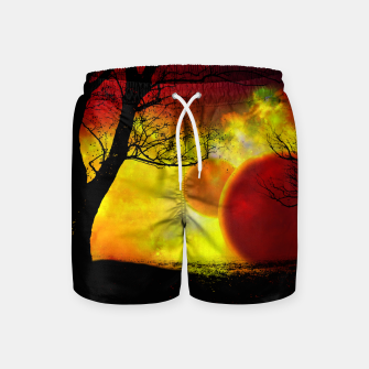 Thumbnail image of Design Swim Shorts, Live Heroes