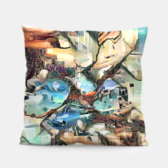 Thumbnail image of Desert Haze Pillow, Live Heroes