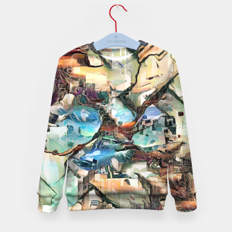 Thumbnail image of Desert Haze Kid's sweater, Live Heroes