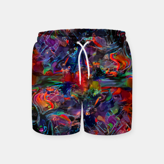 Thumbnail image of Youngblood Swim Shorts, Live Heroes