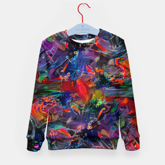 Thumbnail image of Youngblood Kid's sweater, Live Heroes