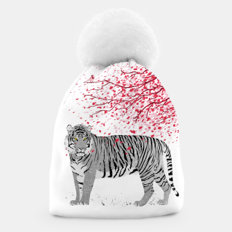 Thumbnail image of Cherry tree Tiger  Gorro, Live Heroes