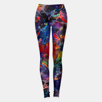 Thumbnail image of Youngblood Leggings, Live Heroes
