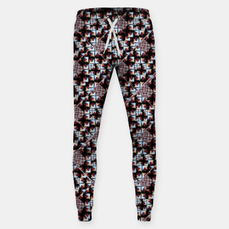 Thumbnail image of Crypton Pattern Cotton sweatpants, Live Heroes
