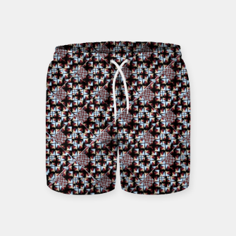 Thumbnail image of Crypton Pattern Swim Shorts, Live Heroes