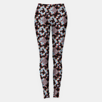 Thumbnail image of Crypton Pattern Leggings, Live Heroes