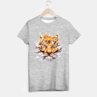Miniaturka Ink Tiger T-shirt regular, Live Heroes