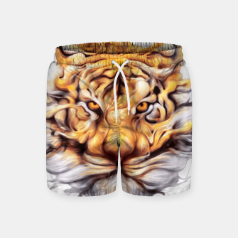 Miniaturka Ink Tiger Swim Shorts, Live Heroes