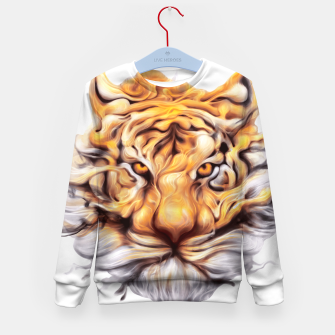 Miniaturka Ink Tiger Kid's sweater, Live Heroes