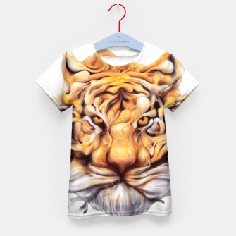 Miniaturka Ink Tiger Kid's t-shirt, Live Heroes
