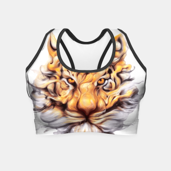 Miniaturka Ink Tiger Crop Top, Live Heroes