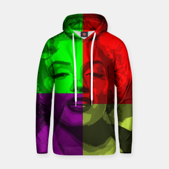 Thumbnail image of movie star Cotton hoodie, Live Heroes