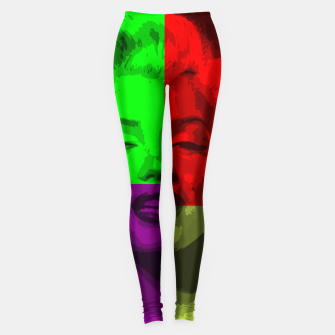 Thumbnail image of movie star Leggings, Live Heroes