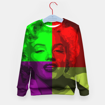 Thumbnail image of movie star Kid's sweater, Live Heroes