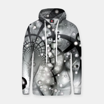 Thumbnail image of Galactic Web Of Chaos Cotton hoodie, Live Heroes