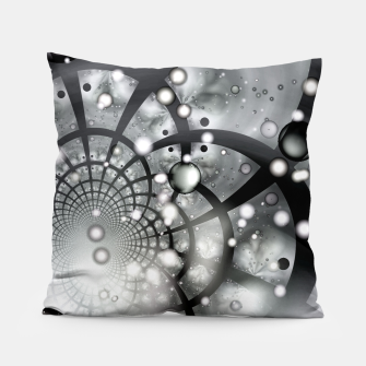 Thumbnail image of Galactic Web Of Chaos Pillow, Live Heroes
