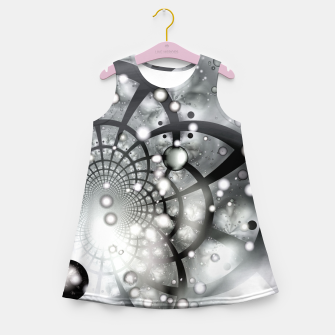 Thumbnail image of Galactic Web Of Chaos Girl's summer dress, Live Heroes
