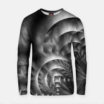 Thumbnail image of Convoluted Forms Of The Particle Ring Tunnel Cotton sweater, Live Heroes