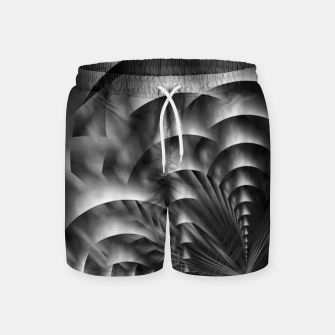Thumbnail image of Convoluted Forms Of The Particle Ring Tunnel Swim Shorts, Live Heroes