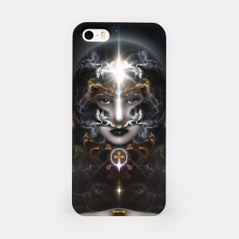 Thumbnail image of Goddess Of The Black Moon V3 iPhone Case, Live Heroes