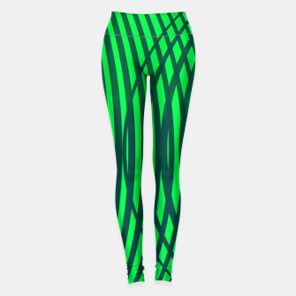 Miniature de image de Forest geometric Leggings, Live Heroes
