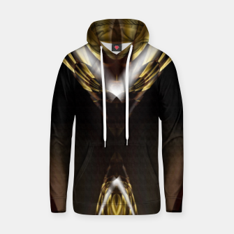 Thumbnail image of Carved Tubular Spears Cotton hoodie, Live Heroes