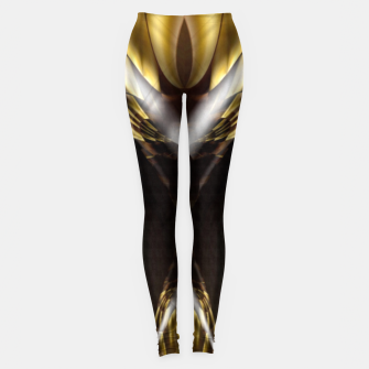 Thumbnail image of Carved Tubular Spears Leggings, Live Heroes
