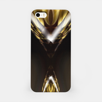 Thumbnail image of Carved Tubular Spears iPhone Case, Live Heroes