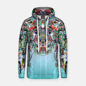 Thumbnail image of Botanica Cotton hoodie, Live Heroes