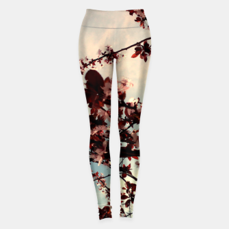 Miniature de image de flower power Leggings, Live Heroes