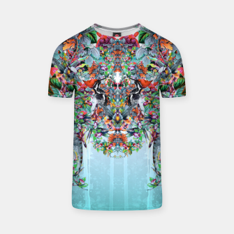 Thumbnail image of Botanica T-shirt, Live Heroes