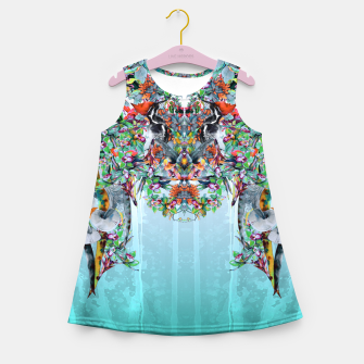 Botanica Girl's summer dress thumbnail image