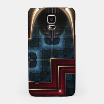 Thumbnail image of Mirror Of Stone Samsung Case, Live Heroes