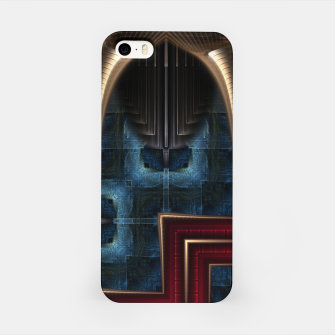 Thumbnail image of Mirror Of Stone iPhone Case, Live Heroes